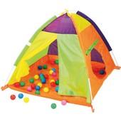 Tente Dome Avec 50 Balles