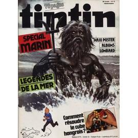 Tintin N� 12 - 36�me Ann�e - Edition Belge