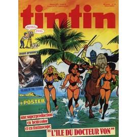 Tintin N� 18 -36�me Ann�e - Edition Belge