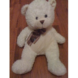 Doudou Peluche Ours By Marionnaud