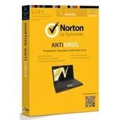 Norton Antivirus 2013 - 3 Postes Pc - 1 An De Mise � Jour - Version Fran�aise - Compatible Windows Xp, Windows Vista, Windows 7, Windows 8