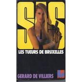 Sas Les Tueurs De Bruxelles de g�rard de villiers