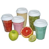 Smoothie Maker - Set De Gobelet Et Couvercle