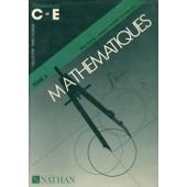 Math�matiques - Terminales C Et E de Romain Chevallet
