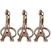 Porte Cl�s Clef Cl� M�tal Tour Eiffel Paris 5 Cm A L'unit� Ou En Lot