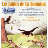 Les Fables De La Fontaine - S�gol�ne Bouet - Daniel Chevalier