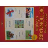 Mon Premier Dictionnaire D Anglais de plume