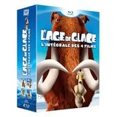 L'age De Glace - L'int�grale Des 4 Films - Pack - Blu-Ray de Chris Wedge