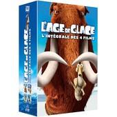 L'age De Glace - L'int�grale Des 4 Films de Chris Wedge