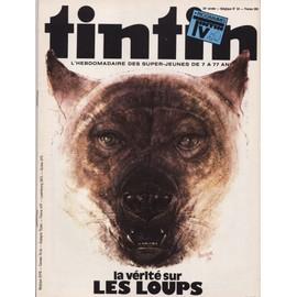 Tintin N� 34 -34�me Ann�e - Edition Belge