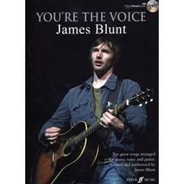 BLUNT JAMES YOU'RE THE VOICE PVG CD