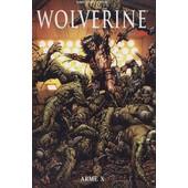 Wolverine : Arme X de Barry Windsor-Smith