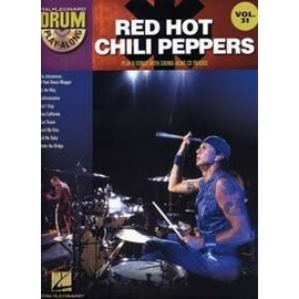 DRUM PLAY ALONG VOL.31 RED HOT CHILI PEPPERS + CD