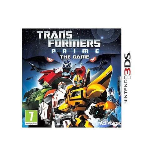 Transformers Prime - Nintendo Wii