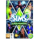 Les Sims 3 - Super-Pouvoirs