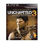 Uncharted 3 - L'illusion De Drake - Edition Jeu De L'ann�e