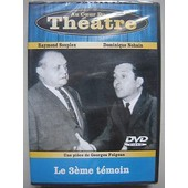 Au Coeur Du Theatre Le 3eme Temoin de Georges Folgoas