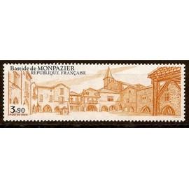 Bastide de Monpazier -YT N°2405