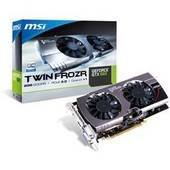 MSI N660 TF 2GD5/OC - Carte graphique
