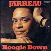 Boogie Down B/W Not Like This - Al Jarreau
