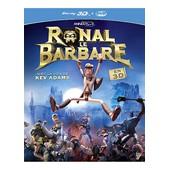 Ronal Le Barbare - Combo Blu-Ray 3d + Dvd de Kresten Vestbjerg Andersen