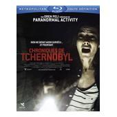 Chroniques De Tchernobyl - Blu-Ray de Bradley Parker
