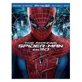 The Amazing Spider-Man - Combo Blu-Ray3d + Blu-Ray+ Dvd de Marc Webb