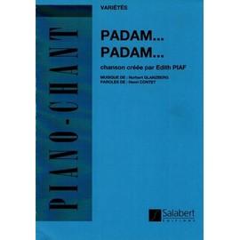 PARTITION PADAM PADAM EDITH PIAF PVG