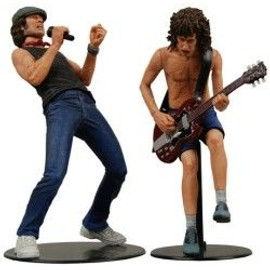 Ac/Dc Pack Figurines For Those About To Rock 18 Cm