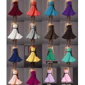 Robe De Soir�e/Robe De Cocktail Demoiselles D'honneur/C�r�monie Evening Party Dress/Mariage Gala Chezmode