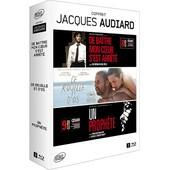 Jacques Audiard - Coffret - De Battre Mon Coeur S'est Arr�t� + De Rouille Et D'os + Un Proph�te - Pack - Blu-Ray de Jacques Audiard