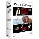 Jacques Audiard - Coffret - De Battre Mon Coeur S'est Arr�t� + De Rouille Et D'os + Un Proph�te - Pack de Jacques Audiard