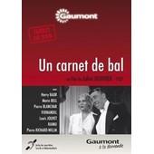 Un Carnet De Bal de Julien Duvivier