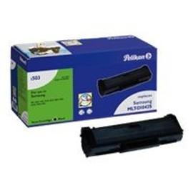 Pelikan 3503 - Noir - Cartouche De Toner (�quivalent � : Samsung Mlt-D1042s ) - Pour Samsung Ml-1660, 1665, 1670, 1860, 1865, 1865w; Scx 3200, 3205, 3205w