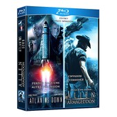 Space Invasion : Alien Armageddon + Atlantis Down - Pack - Blu-Ray de Neil Johnson