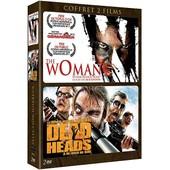 The Woman + Dead Heads - Pack de Lucky Mckee
