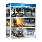 Coffret 2e Guerre Mondiale : The Bomber + Hindenburg - L'ultime Odyss�e + Stalingrad Snipers - Pack - Blu-Ray de Vitaliy Vorobyov