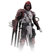 Figurine Azrael 17 Cm -Batman Arkham City-