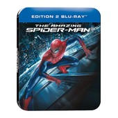 The Amazing Spider-Man - �dition Premium Bo�tier Steelbook - Blu-Ray de Marc Webb
