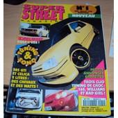 Super Street Magazine (Tuning) N� 1 : Exclusif Golf 1 Vr6,Trois Clio Tuning De Choc: 16s,Williams Et Bad Girl