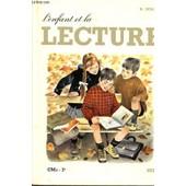 L'enfant Et La Lecturet / Cm2 - 7� - Specimen. de MILLOT R.