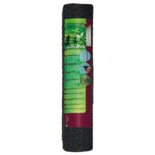 Grillage Galvanex - plastifié - 0.5x10 m