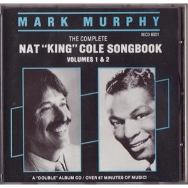 Nat King Cole Songbook Volume 1And2