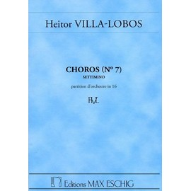 Heitor Villa-Lobos - Choros N° 7