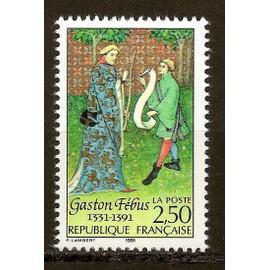 Gaston Fébus - YT N°2708
