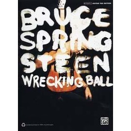 SPRINGSTEEN BRUCE WRECKING BALL TAB