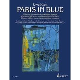 Korn Paris in blue