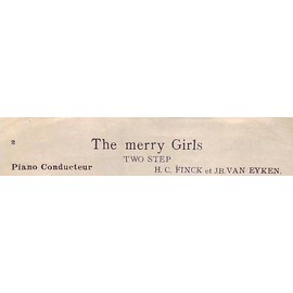 THE MERRY GIRLS ( two steps )