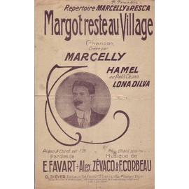 Margot reste au village