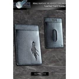 Final Fantasy Vii Advent Children Porte-Cartes Sephiroth